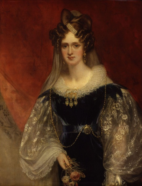 Adelaide by Henry William Beechey