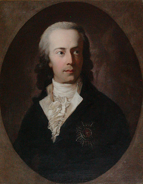 Friedrich Christian II by Anton Graff