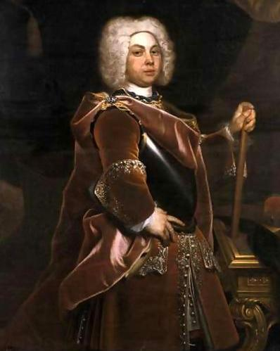 Duke Friedrich III of Saxe-Gotha-Altenburg by Christian Schilbach