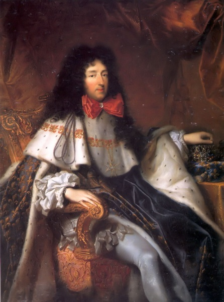 Philippe I by Pierre Mignard