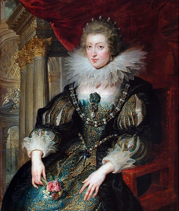 Anne after Peter Paul Rubens