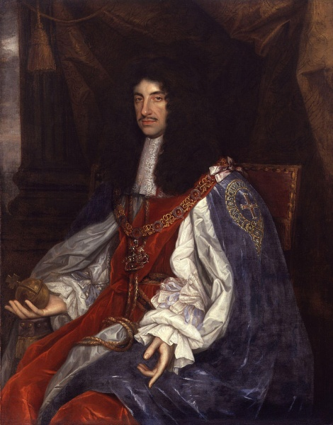 Charles II by John Michael Wright or studio