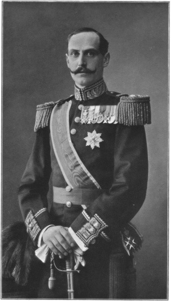 Haakon VII by Karl Anderson