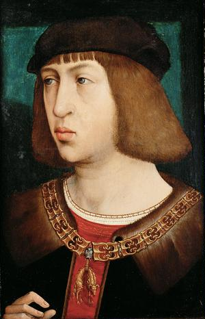 Philip I by Juan de Flandes