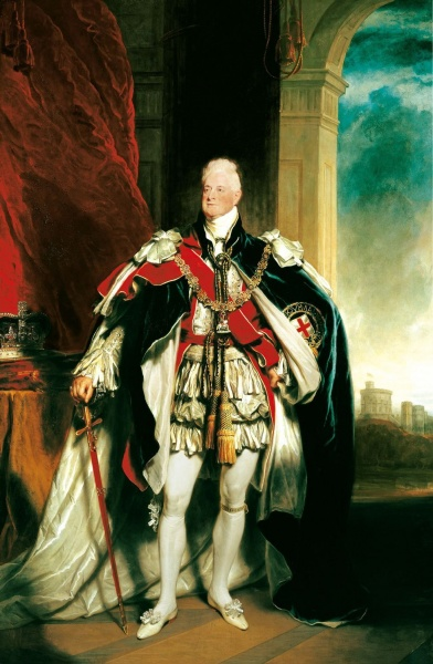 William IV by Sir Martin Archer Shee