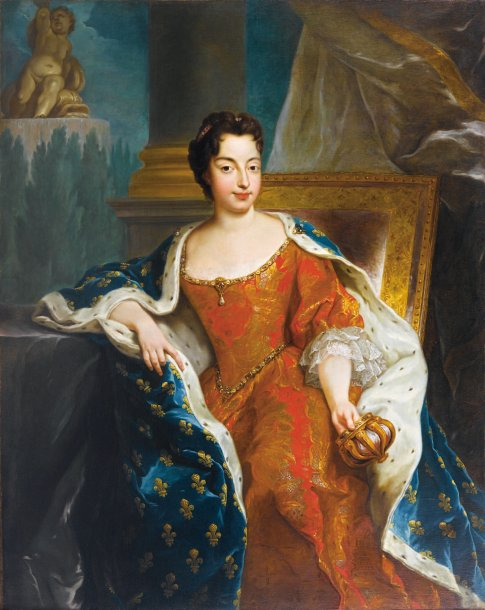 Maria Anna Victoria attributed to Jean François de Troy