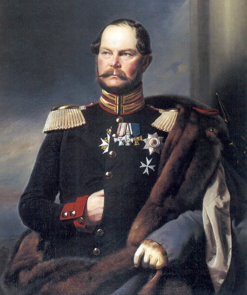 Carl of Prussia by Franz Krüger