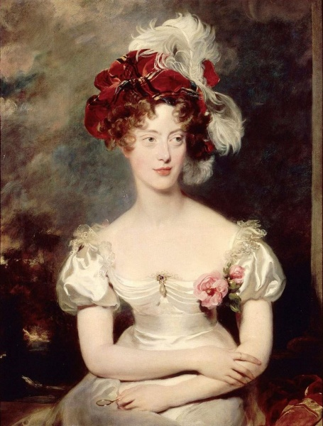 Caroline by Sir Thomas Lawrence