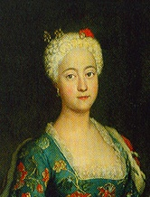 Sophie Dorothea by Antoine Pesne (cropped)